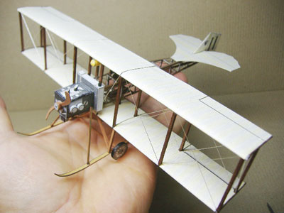 German Eardley Billings Biplane