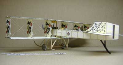 Japanese Eardley Billings Biplane