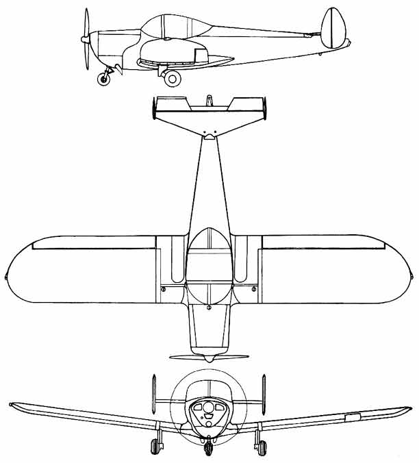 3 View of the Erco Ercoupe