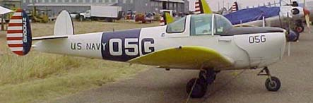 Ercoupe Navy version