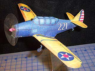 The Fairchild PT-26 Trainer