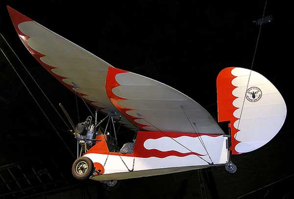 picture of Henry Mignet's Flying Flea