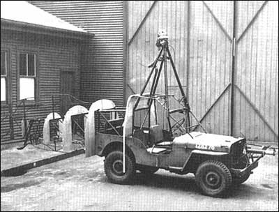 Hafner Rotabuggy Flying Jeep Prototype