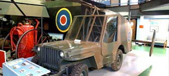 Hafner Rotabuggy Flying Jeep