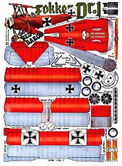 Red Baron Dr-1