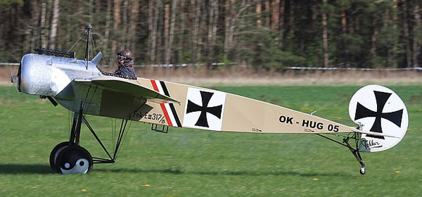 Airplane Warfare during World War One (WWI)