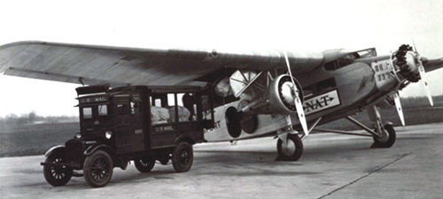 NAT Air Mail, CAM-5