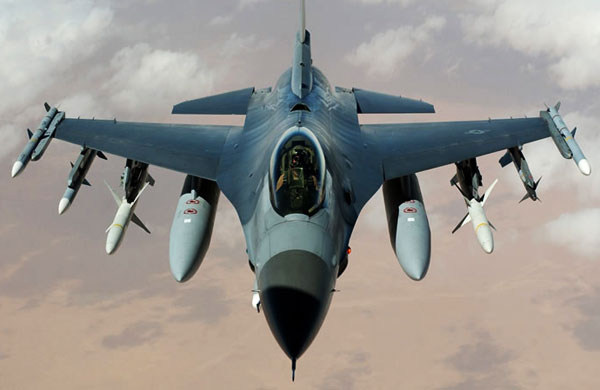 photo of F-16 Fighting Falcon