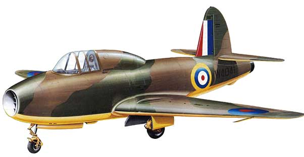 Gloster E28/30 Whittle, Pioneer First British Jet Plane