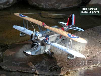 Grumman Duck model