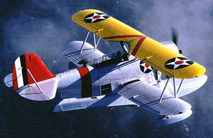 Grumman Duck Aircraft