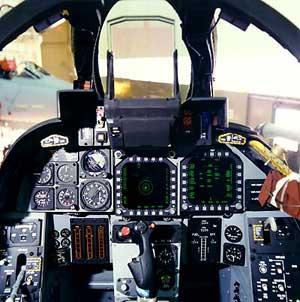 F 14 Tomcat Cockpit Grumman F-14 Tomcat Cockpit