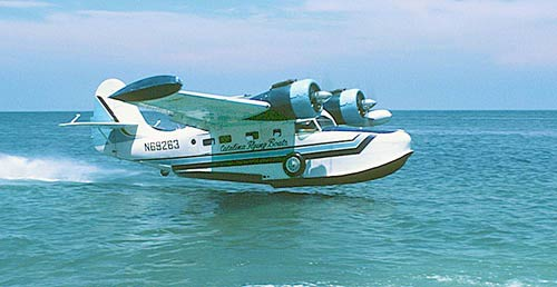 Catalina Flying Boats Amphibian Grumman Goose