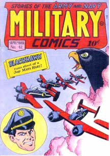 XF5 Grumman Skyrocket comic