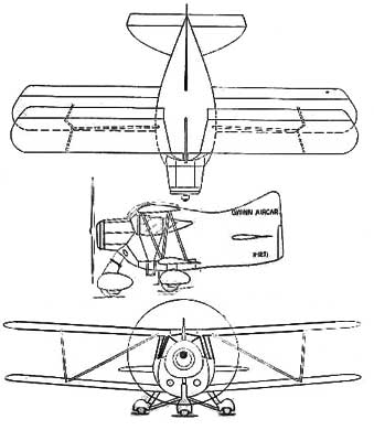 3 View of the Gwinn Aircar