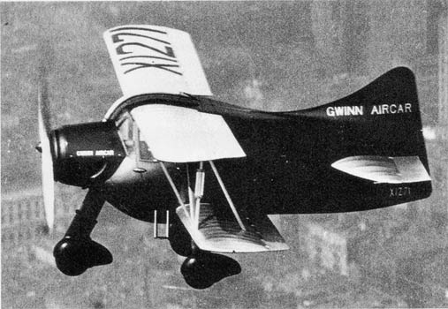 Gwinn Roadable Aircar-1