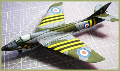 Hawker Hunter Fiddlersgreen MM 2010 Winner