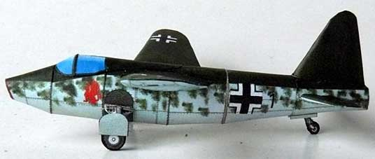 HE-178 with German markings