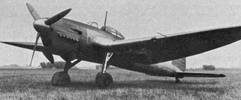 He-118 Fighter