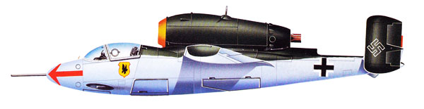 The HE-162 Volksjager