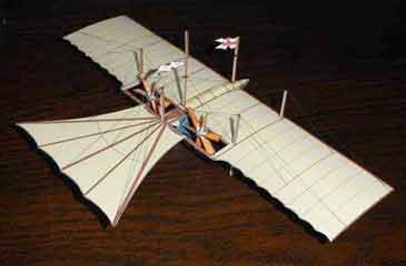henson monoplane pioneer aviation early flying machine