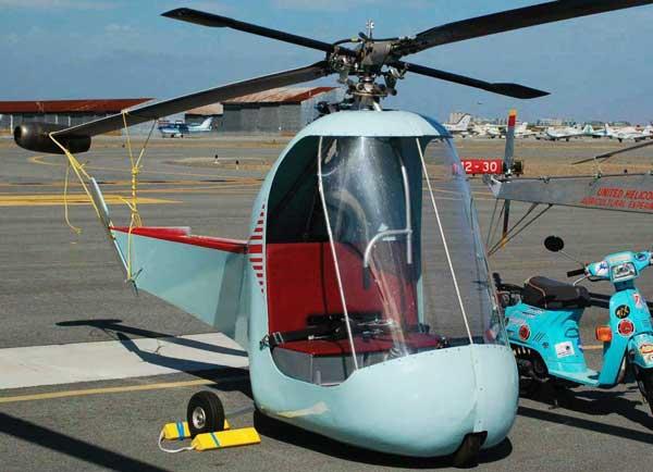 Hiller Hornet Aircraft
