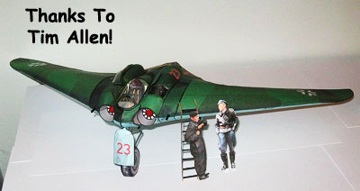 Enlarged Horten Ho229 submitted by Tim Allen