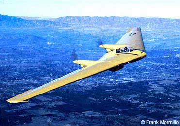 Northrop N9M-B Flying Wing
