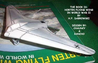 Horten IX Flying Wing