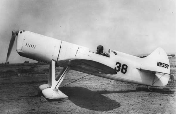Howard DGA-4 Mike Side View