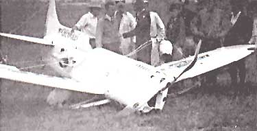 Howard DGA Crash