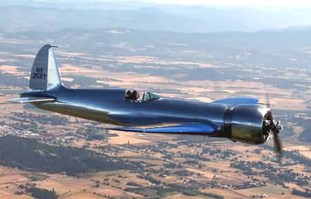 Howard Hughes H-1 Racer