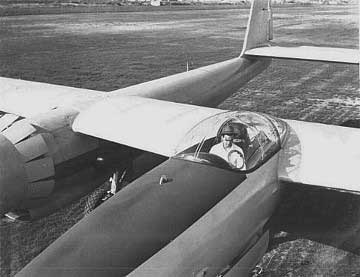 Hughes XF-11 First Prototype