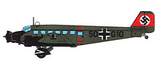 Ju 52 auxiliary bomber