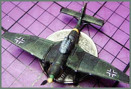 Stuka Junkers JU-87 Fiddlersgreen Modeling Madness 2010 winner