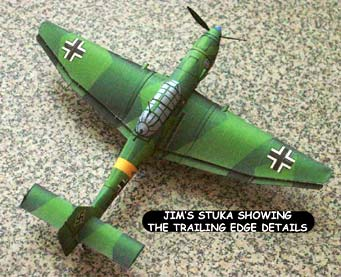 Jim Cookson's Stuka