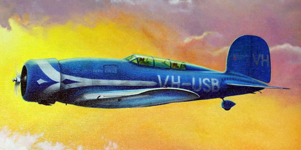 Lockheed Altair Painting