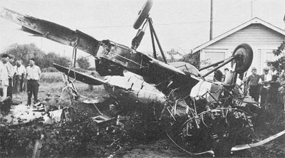 Cirty of Tacoma 2 Crash