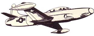 F-94 Starfire intercepter dwg