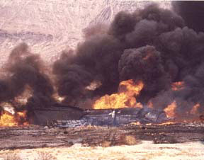 Lockheed SR-71 (YF-12,A-11) Crash