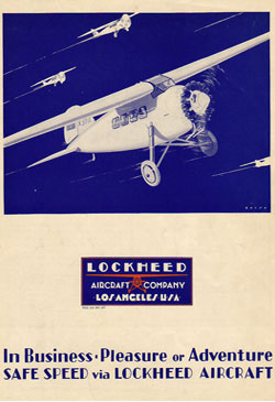 Lockheede Advertisement