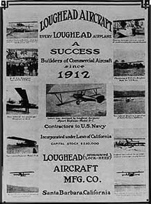 Loughead Flyer-no pun intended