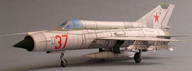 The Glessner MIG-21