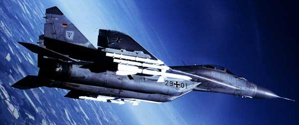 Mig-29 Fulcrum | Aircraft |