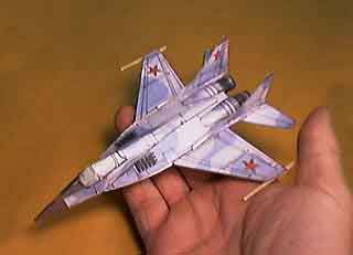 MIG-29 Fulcrum outstanding Russian Jet Fighter