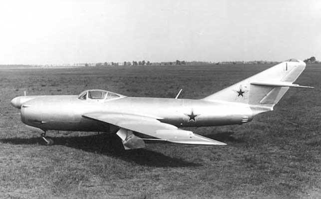 Mig I 320 Aircraft