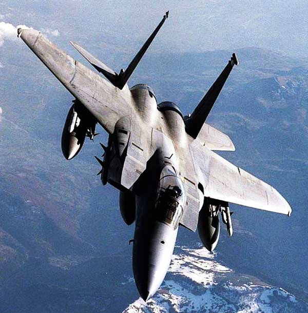 f15 eagle. McDonnell Douglas F-15 Eagle
