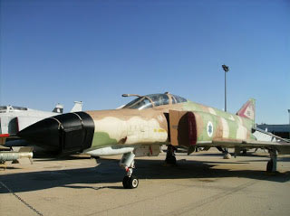 F-4 Phantom from Israeli Air Force