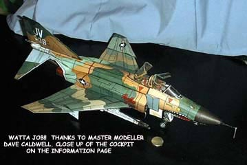 GREAT Phantom F-4 Model