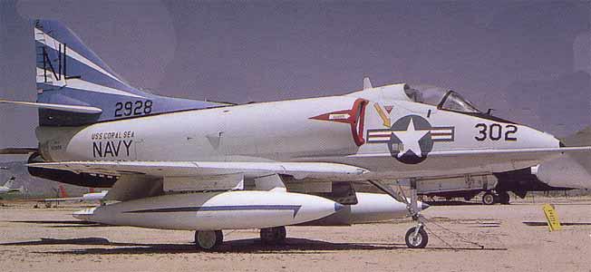 A4 Skyhawk | Aircraft |